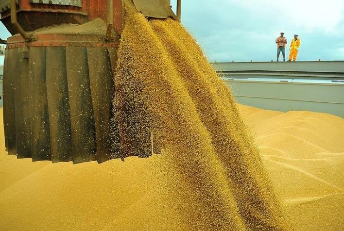 SAFRAS indica exportação de 82,5 mi de t de soja em grão em 2021