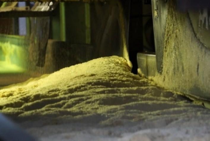 Sem parar totalmente nesta época, o etanoleiro MS produz 140% a mais de açúcar até dezembro