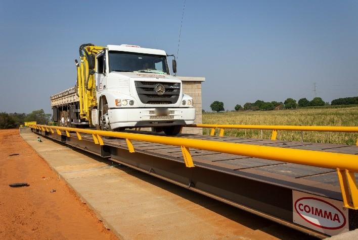 Balanças rodoviárias devem seguir normas do INMETRO para pesagem confiável